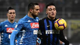 Neapel ⚽️ #NapoliInter 📌 XI 🇮🇹 @SerieA 💙 #ForzaNapoliSempre pic.twitter.com/CbaGJniBuo — Official SSC Napoli (@sscnapoli) 19. Mai 2019 Inter  🚨 | LINE-UP...