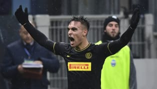 Top A first-half Lautaro Martinez double was enough to see Inter climb to the top of Serie A, as they overcame SPAL 2-1 in a mightily tense encounter at San...