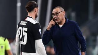 Maurizio Sarri ne devrait pas faire confiance à Adrien Rabiot au milieu de terrain, ce mercredi soir, face à l'Olympique Lyonnais en huitièmes de finale de...