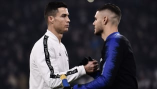 Cristiano Ronaldo is eager to see Juventus sign Inter's Mauro Icardi this summer, rather than pursue a deal for Manchester United's Romelu Lukaku. Both...