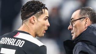 Le technicien italiens'est offert une petite blague en remerciant la mère de Cristiano Ronaldo d'avoir mis au monde un joueur d'un tel niveau. Le quintuple...