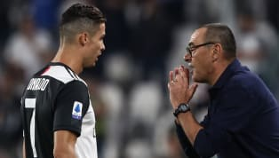 Juventus manager Maurizio Sarri has revealed his frustration at seeing Lionel Messi collect more Ballon d'Or trophies than Cristiano Ronaldo. The Argentine...