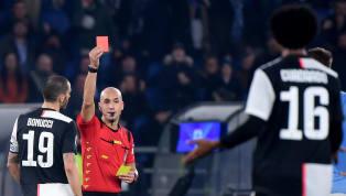 La moviola dei quotidiani boccia l'arbitro Fabbri. Il direttore di gara di Lazio-Juventusha espulso Juan Cuadrado dopo un'ora di gioco, facendo sorgere dei...
