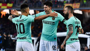 News ​Antonio Conte's Inter host Cagliari in Serie A this Sunday as they look to close the gap on leaders Juventus. The San Siro side are second in the league,...