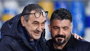 Il Napoli ha battuto la Juventus con il punteggio di 2-1. I risultati di Gattuso in Campania non sono stati finora complessivamente positivi (già 4 sconfitte...
