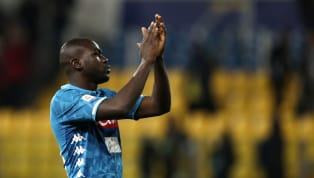​Manchester United have had a €110m bid for Napoli defender Kalidou Koulibaly rejected by the Serie A side, with I Partenopei reiterating that the centre back...