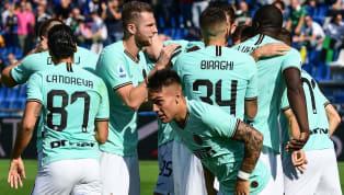 apse Inter maintained the pressure on league leaders Juventus with a thrilling 4-3 success over struggling Sassuolo at theStadio Città del Tricolore. Antonio...