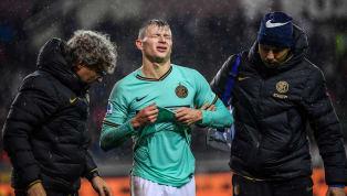 Inter mendapatkan kabar buruk dalam kemenangan 3-0 yang mereka raih atas Torino di Stadio Olimpico di Torino pada Minggu (24/11) dini hari WIB dalam pekan...