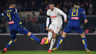 Face à une équipe de Vérone invaincue depuis sept matchs, lesTurinoisavaient l'occasion de creuser l'écart en tête du classement et de mettre la pression...