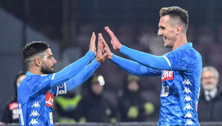 ight Napoli qualified for the Coppa Italia quarter finals on Sunday evening, as they beat Sassuolo 2-0 at the Stadio San Paolo. Arkadiusz Milik opened the...