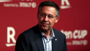 ​Barcelona president Josep Bartomeu has indicated his side are still looking to strengthen further during the current window, despite the club spending nearly...