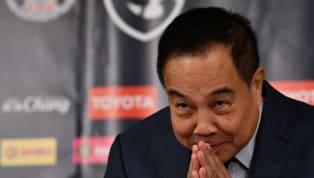  พล.ต.อ.ดร.สมยศ พุ่มพันธุ์ม่วง ชนะการเลือกตั้งนายกสมาคมกีฬาฟุตบอลแห่งประเทศไทยในพระบรมราชูปถัมภ์ รั้งเก้าอี้เป็นสมัยที่ 2 ติดต่อกัน บิ๊กอ๊อด...