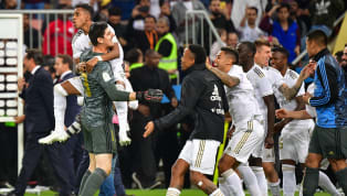 tory Real Madrid required penalties to claim the 2020 Supercopa de Espana, with Sergio Ramos netting the decisive spot-kick after 120 minutes finished goalless...