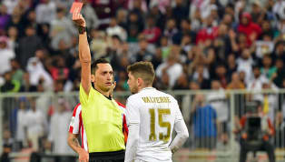 Real Madrid midfielder Federico Valverde has apologised for his cynical foul which saw him sent off in the dying embers ofSunday's Super Cup victory over...