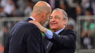 Chủ tịch Florentino Perez đã dành những lời ngợi khen cho tiền vệ trẻ Valverde cũng như HLV Zidane sau trận tranh Siêu cúp Tây Ban Nha 2020. Trận tranh Siêu...