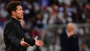 ​Atlético Madrid manager Diego Simeone expressed his disappointment after watching his side slump to a ​2-0 defeat at the hands of Eibar on Saturday; a result...