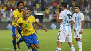inal Oh boy, it's the big one! Brazil take on Argentina for a place in the Copa America final this week, in the game the rest of the world has been waiting...