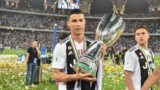 Unique buteur de la Supercoupe d'Italie ce mercredi soir face à l'AC Milan (1-0), Cristiano Ronaldo a soulevé son premier trophée avec les Bianconeri....