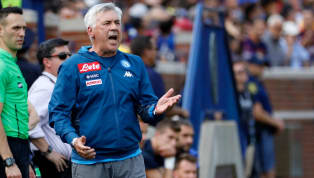 ​​Napoli manager Carlo Ancelotti has expressed his happiness with the way the club has gone about their summer transfer window, especially after they secured...