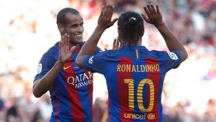 Former Brazil star Rivaldo has claimed that his compatriot Ronaldinho's incredible free-kick goal against England in the 2002 World Cup quarter-final was...