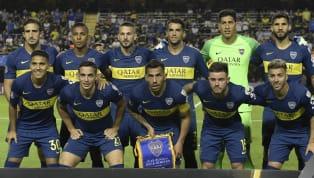 Con los goles de Emanuel Reynoso, Darío Benedetto de penal, Mauro Zárate y Alex Silva en contra,Boca Juniorsvenció 4-0 a Jorge Wilstermann en La Bombonera...