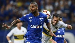 Por ter sido expulso no último jogo disputado pelo Cruzeiro naCopa Libertadoresdo ano passado - 1 a 1 contra o Boca Juniors no Mineirão, pelas quartas de...