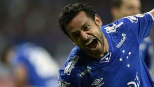 """Um jogador que """"respira"""" gol. Ou melhor, gols. Nesta terça-feira, Fred foi mais uma vez protagonista do Cruzeiro. Com um belo gol, ajudou a equipe a..."""