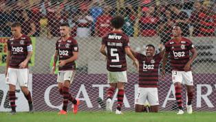 OFlamengogoleou o San José por 6 a 1 e encaminhou sua classificação para o mata-mata da Libertadores. A equipe Rubro-Negra precisa apenas de 1 ponto em...