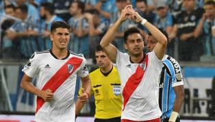 Una serie recordadísima para el hincha de River. Tras caer 1 a 0 en el Monumental con gol de Michel de cabeza, las cosas no comenzaron bien en Porto Alegre...