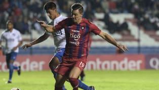 El equipo azulgrana de Paraguay, ya presentó su lista copera para enfrentar a otro conjunto azulgrana,San Lorenzode Almagro, de laLiga Argentina, por...
