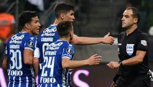 Una nueva noche deCopa Libertadores de Américafinalizó con injusticia: a pesar de contar con la tecnología del VAR, que supuestamente llegó al fútbol para...