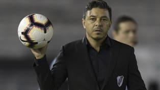 El entrenador deRiver Plate, Marcelo 'el muñeco' Gallardo, habló luego del partidocontraLanúsen conferencia de prensa, y opinó del enfrentamiento en...