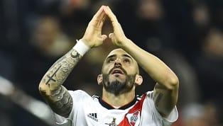 BeimFinale der Copa Libertadoresstand auf Seiten des Siegers River Plate mitJavier Pinolaein altbekanntes Gesicht aus derBundesligaauf dem Rasen....