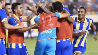 El Club Deportivo Capiatá es uno de los 4 clubes que no se prestó para firmar la nota en apoyo al presidente de la APF, Robert Harrison, frente al Club Cerro...