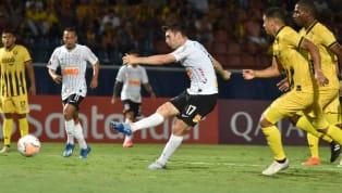 Decisão! Nesta quarta-feira (12), oCorinthiansrecebe o Guaraní-PAR, em Itaquera, pelo jogo de volta da segunda fase da Copa Libertadores. O Timão perdeu...
