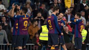 Après avoir perdu mercredi, le Real Madrida de nouveau cédé au Santiago Bernabeu. LeFC Barcelonea globalement dominé cette rencontre comme plutôt dans...