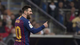 Barcelona boss Ernesto Valverde has once again claimed that the club's talismanic forward Lionel Messi is an 'extraterrestrial' following his performance in...
