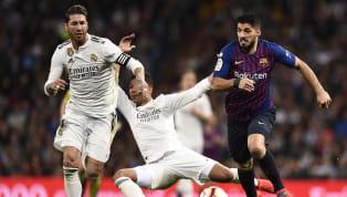 Trận Siêu Kinh Điển giữa Barcelona và Real Madrid có khả năng sẽ phải dời ngày sang tháng 12. Real và Barca CHÍNH THỨC đưa ra câu trả lời về việc đổi địa điểm...
