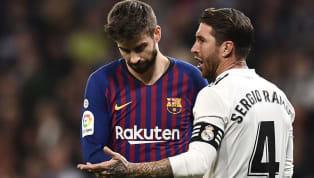 Dicke Freunde werden sie wohl nicht mehr. Dabei sind Sergio Ramos und Gerard Piqué gemeinsam Welt-und Europameister geworden. Doch die starke Rivalität...