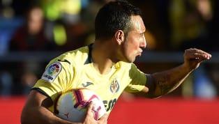 Villarreal: Asenjo, Álvaro, Funes Mori, Ruiz, Iborra, Costa, Pedroza, Toko, Cazorla, Morlanes, Chukwueze. #VillarrealRayo | ¡Ya tenemos el once inicial del...