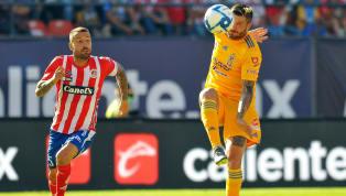 San LuisyTigresse enfrentaron en la jornada 5 delApertura 2019en un partido de emociones, aunque de pocos goles, donde el local dominó el juego y se...