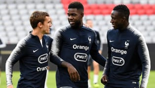 Barcelona defender Samuel Umtiti has suggested that Antoine Griezmann will 'regret' his decision to remain at Atletico Madrid over joining his France...