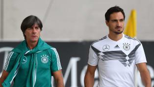 Vor einem Jahr sortierte Bundestrainer Joachim Löw die verdienten Spieler Mats Hummels (seit Sommer BVB), Thomas MüllerundJérôme BoatengvomFC Bayern...