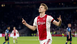 ​Ajax defender Matthijs de Ligt remained tight-lipped over where he could end up this summer, while naming three of his favourite centre backs in the world....