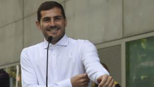 Nonostante ilsuo futuro da calciatore sia a forte rischio dopo l'infarto di qualche settimana fa,Iker Casillas si dimostra comunque attento al calciomercato...