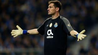 Porto, 2015 yılından bu yana formasını giyen 37 yaşındaki file bekçisi Iker Casillas'ın sözleşmesinin uzatıldığınıduyurdu. Kontratın süresiyle ilgili bilgi...