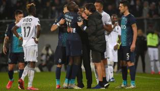 Liga NOS'ta 21. hafta randevusunda Porto, deplasmanda Vitoria Guimaraes'i 2-1 mağlup etti.Konuk ekibe galibiyeti getiren golleri; 10. dakikada Douglas...