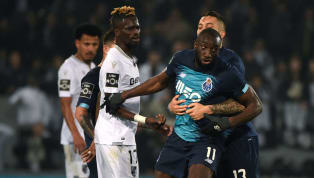 ​Porto striker Moussa Marega walked off the pitch midway through the second half of Sunday's 2-1 win over Vitória Guimarães after being targeted by racist...