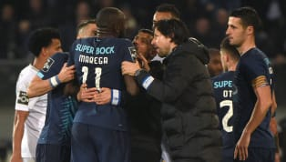 Portuguese sideVitória deGuimarães have been fined just €714 for the racist chanting that saw Porto striker Moussa Marega walk off the pitch midway through...