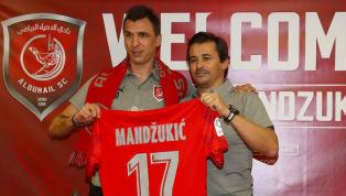 Mario Mandzukic, attaccante dell'Al Duhail, cheha appena lasciato laJuventusper trasferirsi nel club qatariota, è stato presentato alla stampa e ha...